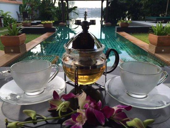 Banyan Tree Phuket: Sanctuary Villa with private pool overlooking the lagoon