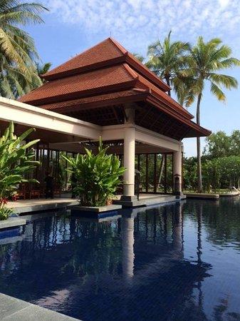 Banyan Tree Phuket: Watercourt Restaurant