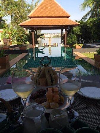 Banyan Tree Phuket: In-Villa Breakie