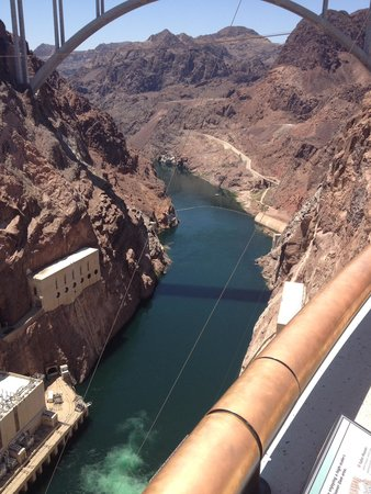 Hoover Dam: The River