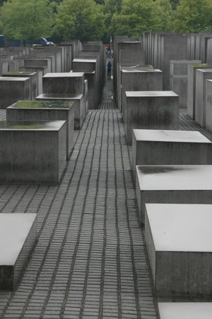 The Berlin Experts- Walking Tours: Memorial to the Murdered Jews of Europe