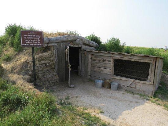 Prairie Homestead Historic Site: Chicken Coop