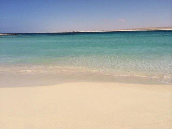 Jaz Oriental Resort: mare