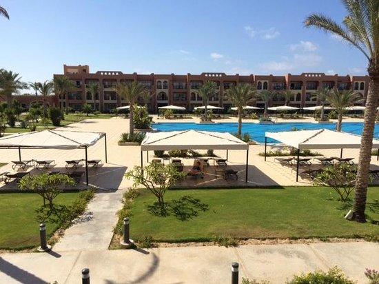 Jaz Oriental Resort: vista dalla camera