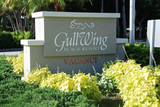 GullWing Beach Resort: Entrance
