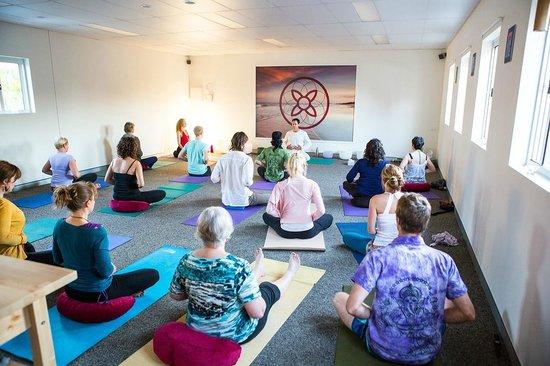 Yoga Circle: studio 3
