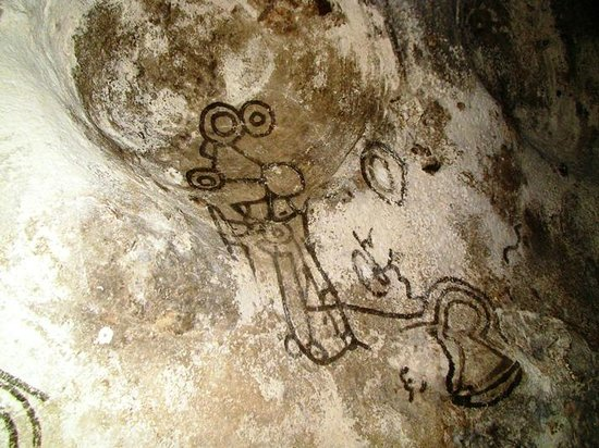 Ambrosio Cave : Drawings