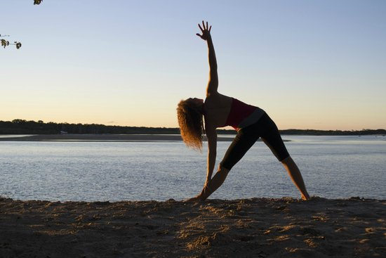 Yoga Circle: triangulation