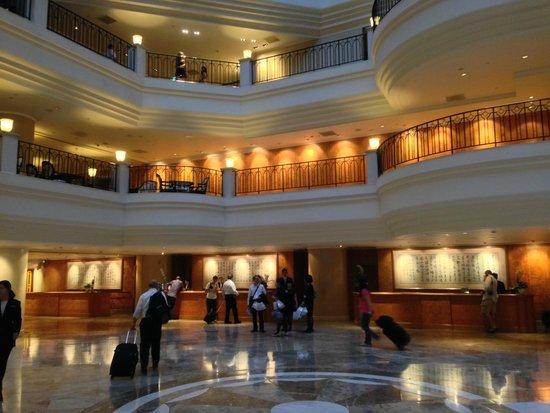 Grand Hyatt Taipei: Lobby