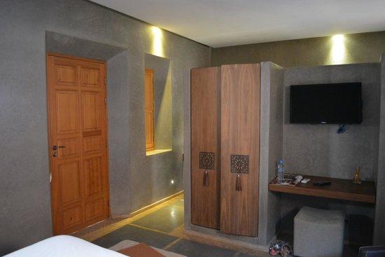 Riad Houma : chambre