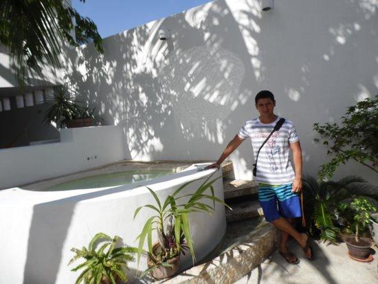 Mi Casa en Cozumel: JACUZI