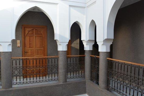 Riad Houma : Etage du Riad