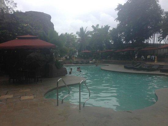Diamond Hotel Philippines: プール