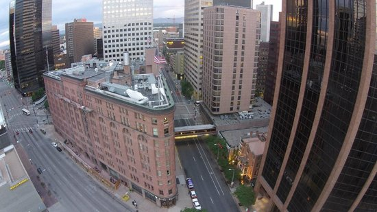 The Brown Palace Hotel and Spa, Autograph Collection: View from my Drone