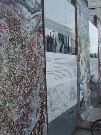 Potsdamer Platz : Il Muro