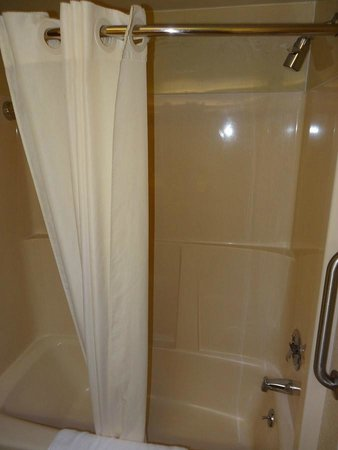 Best Western Plus Oak Harbor Hotel and Conference Center: Shower.