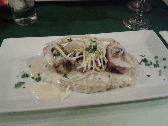 Kerasma Restaurant: Secondo