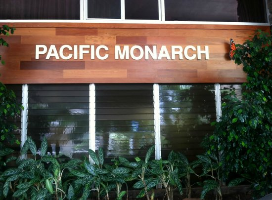 Aqua Pacific Monarch: Hotel