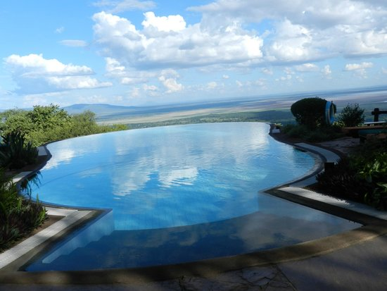 Lake Manyara Serena Lodge: Lake