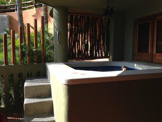 Embarc Zihuatanejo: Room's pool