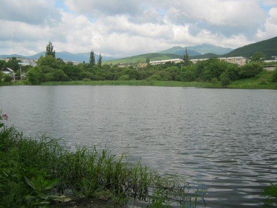 Приморский край озеро девятое