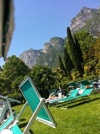 Du Lac et Du Parc Grand Resort: Pool
