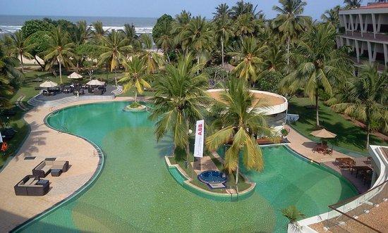 Eden Resort & Spa: Бассейн