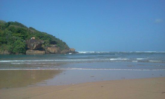 Eden Resort & Spa: Пляж