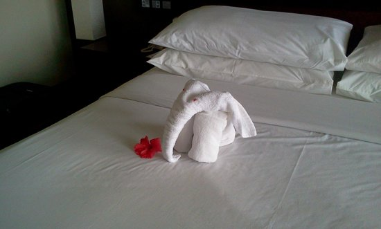 Eden Resort & Spa: Слоник