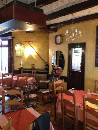 La Taverne : Interno