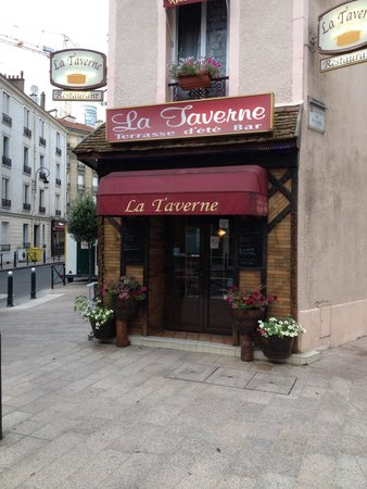 La Taverne : Ingresso