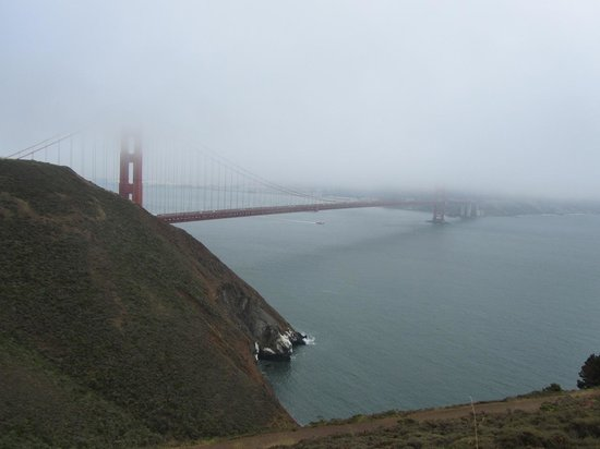 Dylan's Tours: Another view of the Golden Gate Bridge