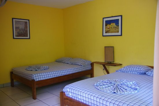 Hotel Aurora: Double Room with 2 doble beds