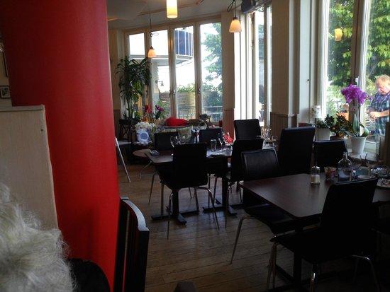 Restaurang Sjojungfrun: innenansicht