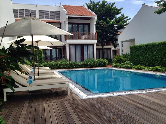 Hoi An Silk Marina Resort & Spa : Beautiful villa