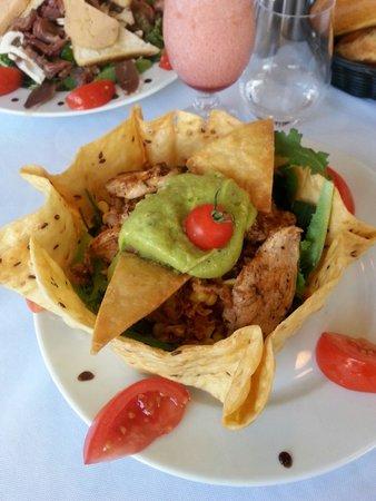 Brasserie Du Roc : Salade de la ferme