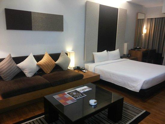 Kantary Hotel, Ayutthaya : Studio Room