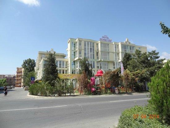 Sunny Day Hotel and Apartments : Hotel Sunny Day Club, Sunny Beach, BG