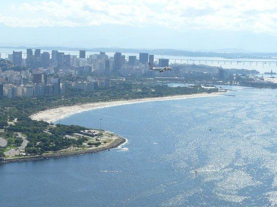 Morro da Urca: Playa de Flamengo