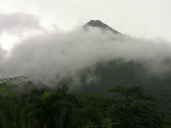 Hotel Lomas del Volcan: Magical!