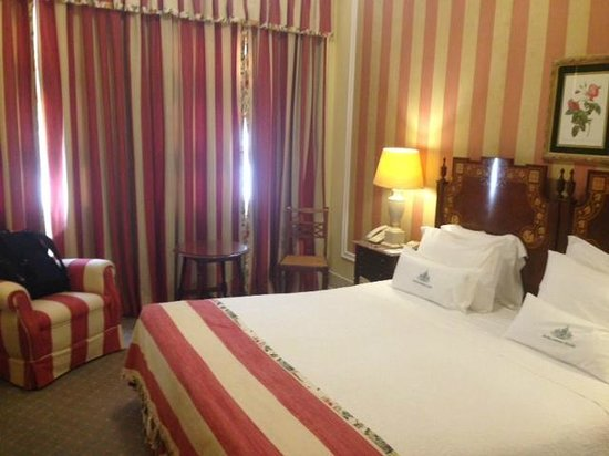 Hotel Avenida Palace : My single room