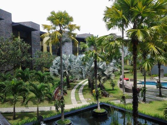 Novotel Palembang Hotel & Residence: Hotel