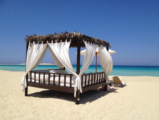 Jaz Crystal Resort: In diretta dalla spiaggia