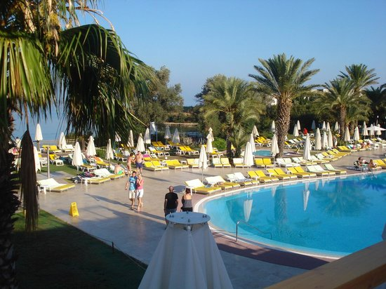 Isil Club Bodrum : Piscine