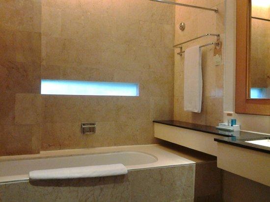Novotel Palembang Hotel & Residence: tub