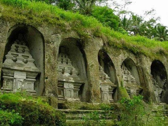 Tampaksiring, Ινδονησία: Gunung Kawi