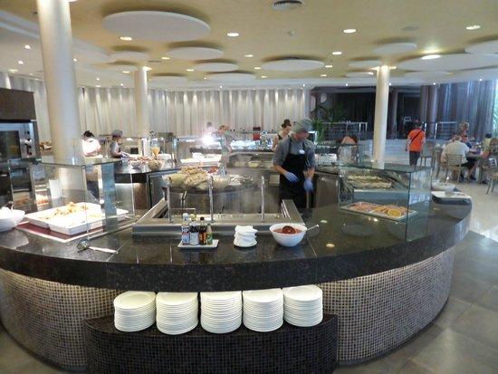 Insotel Cala Mandia Resort & Spa : Keuken