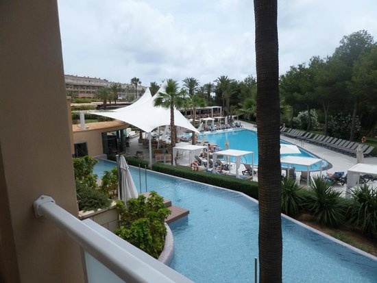 Insotel Cala Mandia Resort & Spa : Uitzicht kamer