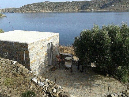 Villa Katapoliani I: the see house_Amorgos_2014