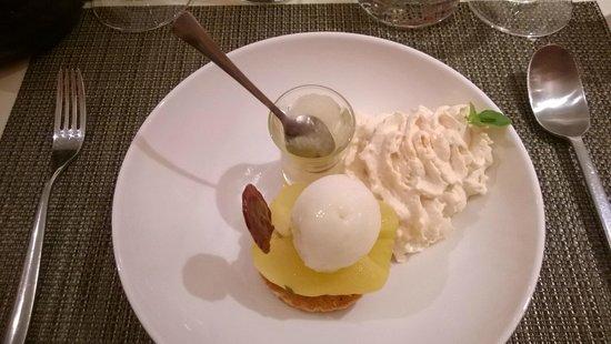 Le Gout du Jour: Dessert à la pomme